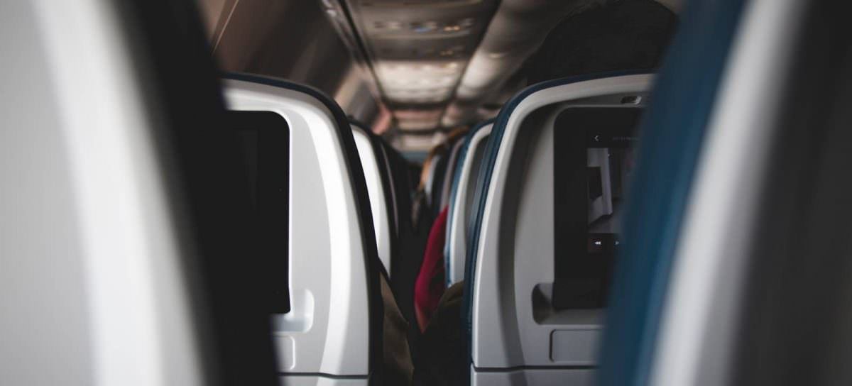 Where To Sit On A Plane